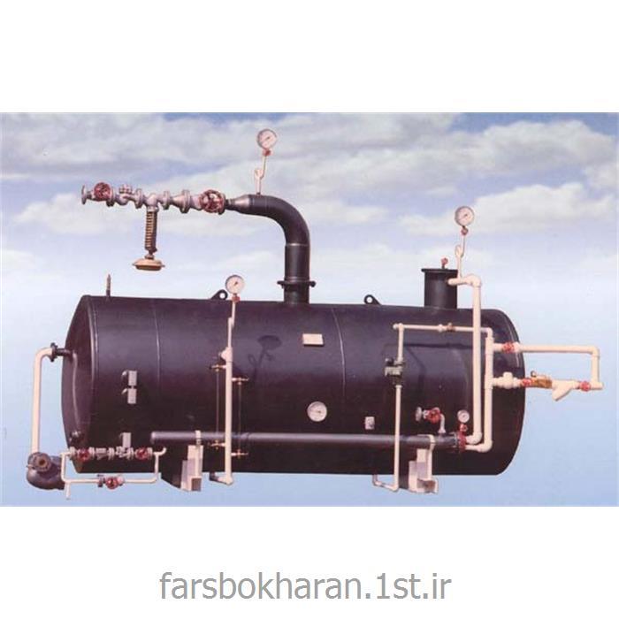 دی اریتور مدل FBD-30  با ظرفیت 136 تن در ساعت ساخت شرکت فارس بخاران