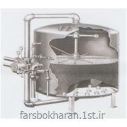 عکس سختی گیر آبسختی گیر رزینی ساخت شرکت فارس بخاران سری F.B.S