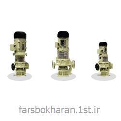 الکتروپمپ کوپل با فلنچ عمودی رایان مدل NFCVM4 40-60/50B