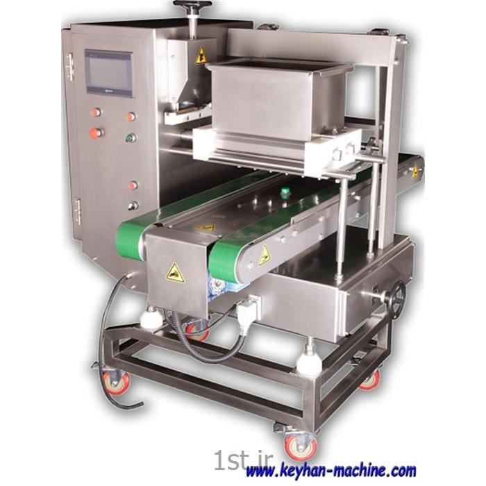 عکس سایر ماشین آلات تولید مواد غذاییدستگاه دیپازیتور شیرینی آلمانی زن
