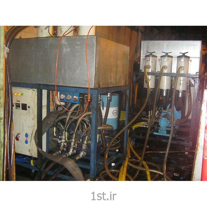عکس دستگاه تصفیه روغن / نفتدستگاه فیلتراسیون و تصفیه روغن صنعتی