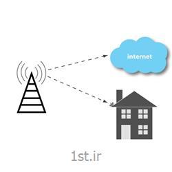 خدمات اینترنت پرسرعت وایرلس 8 مگا بایت