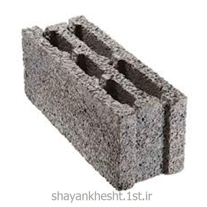 عکس بلوک های ساختمانیبلوک دیواری سه جداره 17 لیکا