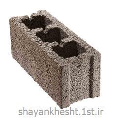 عکس بلوک های ساختمانیبلوک سبک دیواری لیکا 20 (leca)