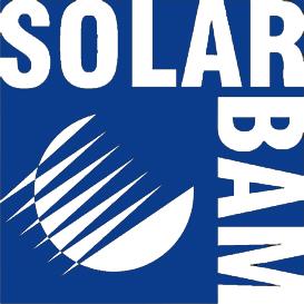 لوگو شرکت سولاربام بهینه انرژی مهر