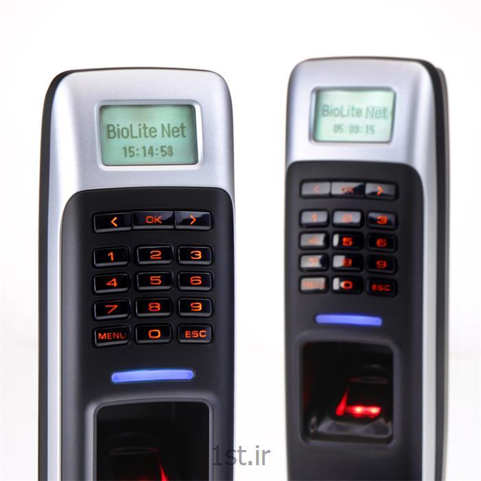 عکس سیستم کنترل ورود و خروج (سیستم حضور و غیاب)دستگاه حضور و غیاب اثرانگشت مدل بایولایت نت - Biolite net