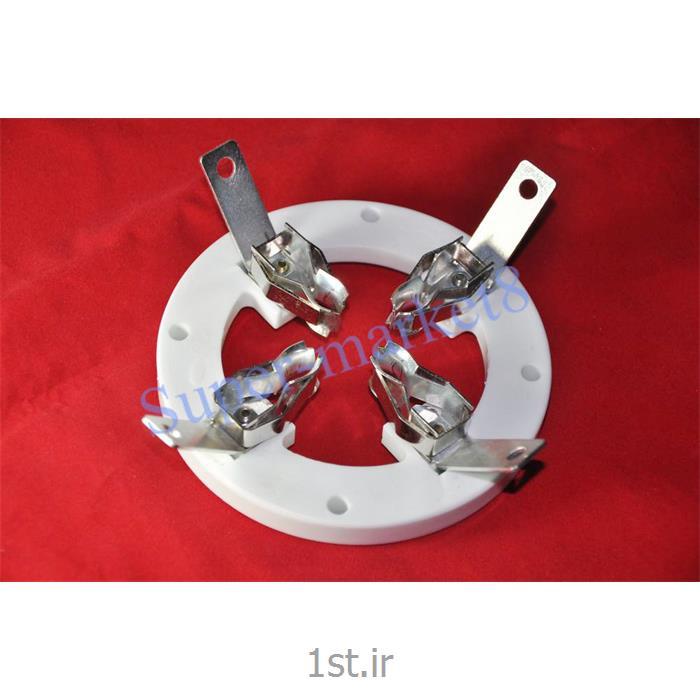 عکس اجزای آکوستیکسوکت لامپ جوش پلاستیک