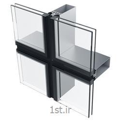 نمای آلومینیومی-فریم لس frameless