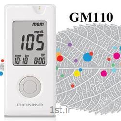دستگاه تست قندخون بایونیم GM110
