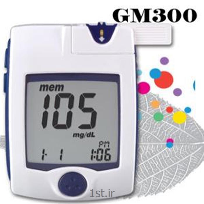 دستگاه تست قند خون بایونیم GM300