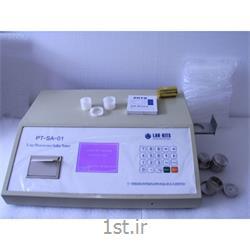 عکس تجهیزات تست کردن ( آزمایش )دستگاه تعیین میزان سولفور فرآورده های نفتی به روش XRF