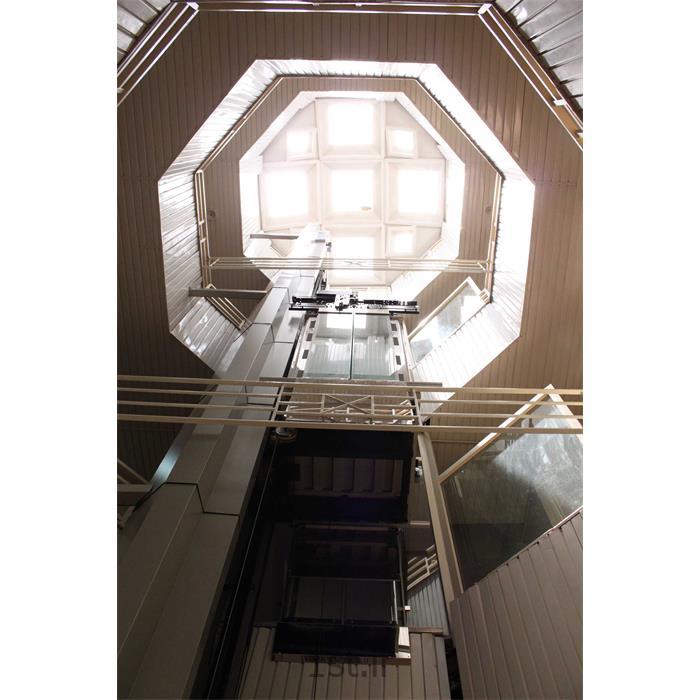 آسانسورهای بدون موتورخانه MRL