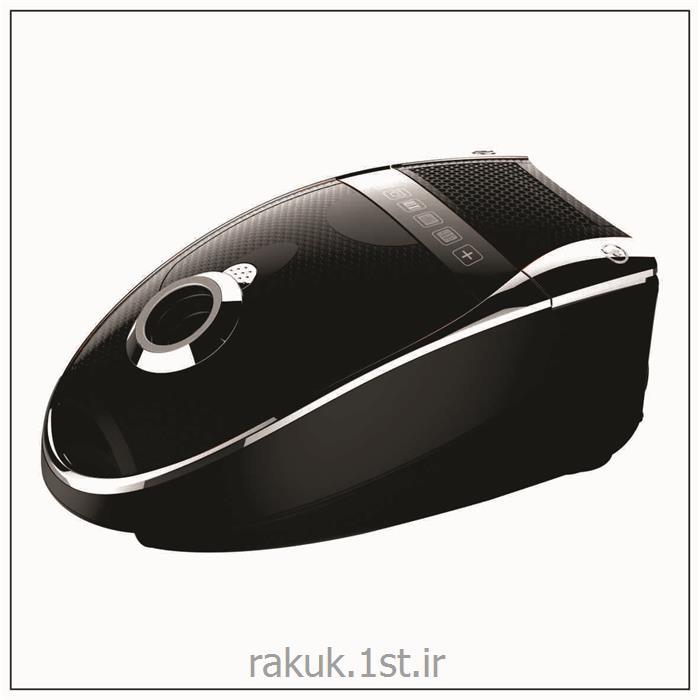 جاروبرقی بی صدا مشکی راک RAK-VC2090