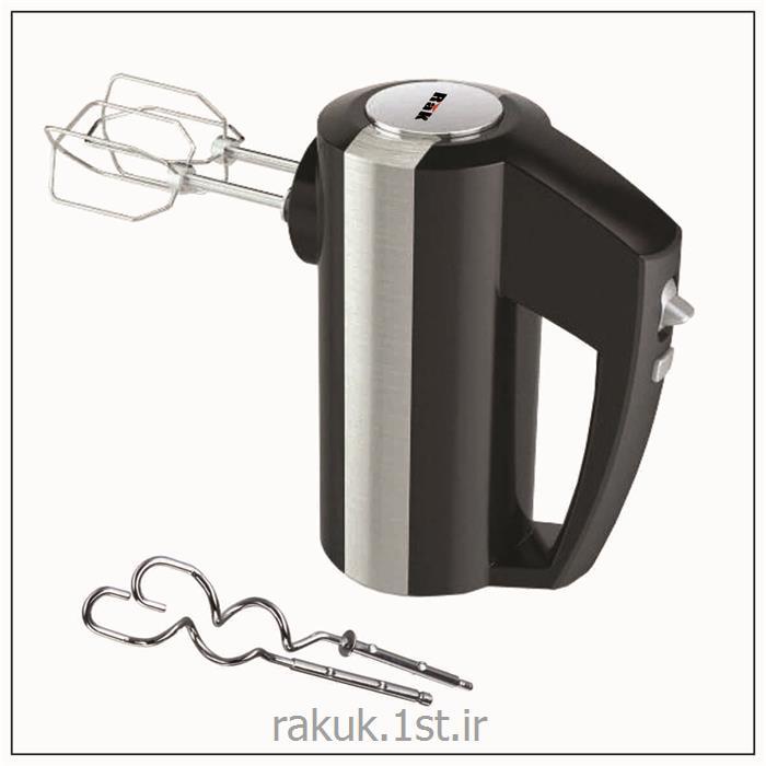 همزن دستی مشکی کروم راک RAK-HB7010