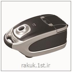 جاروبرقی بی صدا مشکی راک RAK-VC2080