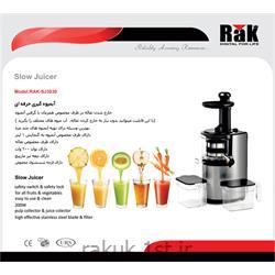 عکس آبمیوه گیری آبمیوه گیری 200 وات استیل با مخزن 1 لیتری راک مدل RAK SJ3030