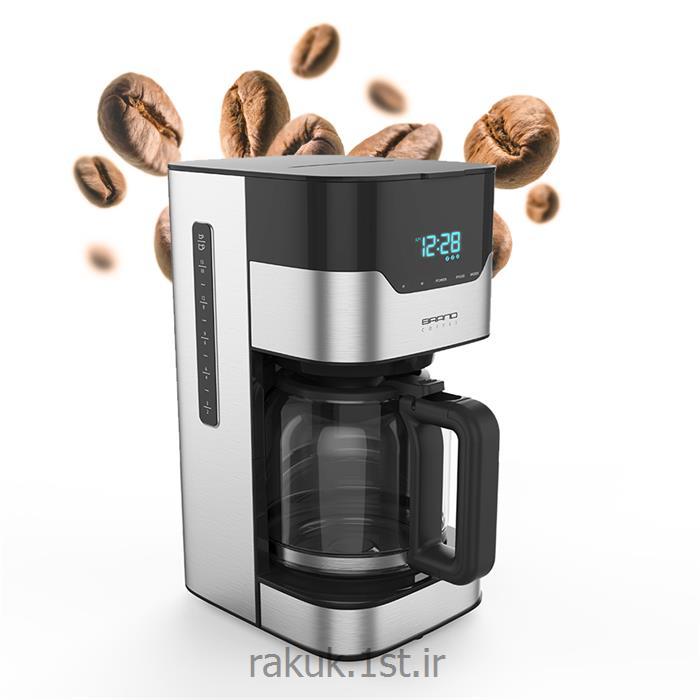 قهوه جوش تمام استیل راک RAK-CM1250
