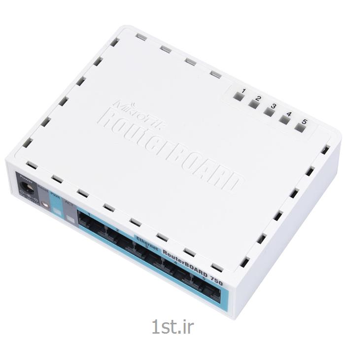 عکس اکسس پوینتوایرلس اکسس پوینت روتر شبکه میکروتیک مدل RB951-2n