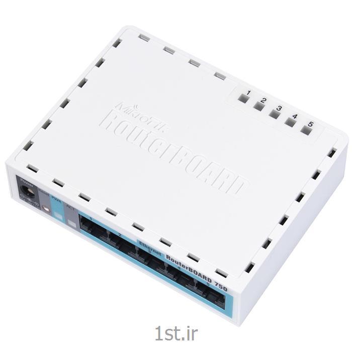 وایرلس اکسس پوینت روتر شبکه میکروتیک مدل RB951-2n