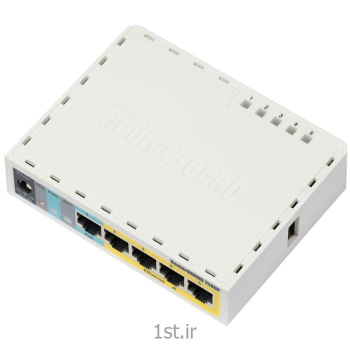 روتر شبکه میکروتیک مدل RB750UP
