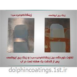 زینکا (گالوانیزه سرد) با پوشش مایع ZINCA
