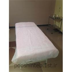 عکس مواد مصرفی پزشکیملحفه یکبار مصرف دو سر کشدار تخت معاینه