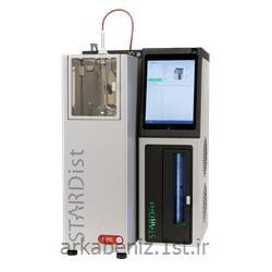 دستگاه تست تقطیر اتمسفریک اتوماتیک مدل pam v2 کمپانی orbis