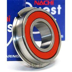 بلبرینگ شیار عمیق 6309 2RS/NR ژاپن (NACHI)