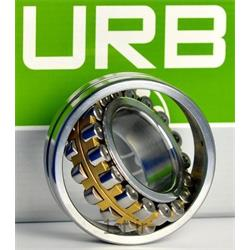 رولبرینگ دو ردیفه بشکه ای 22222KW33 رومانی (URB)