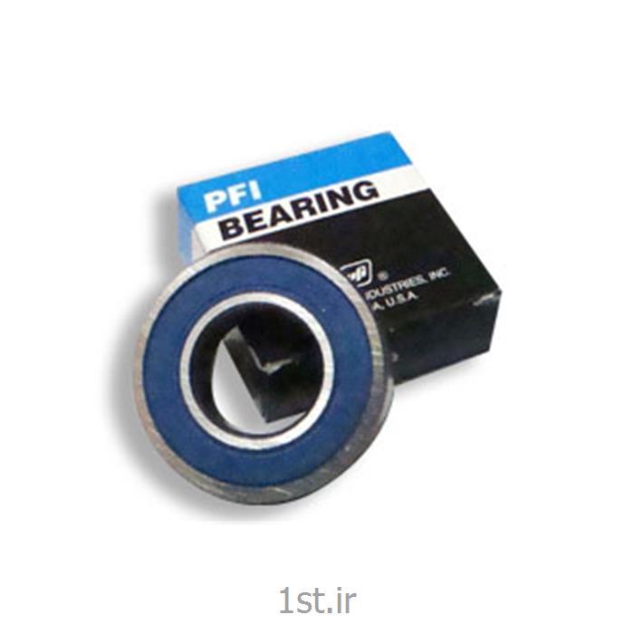 بلبرینگ شیار عمیق 6207 C3 2RS/ چین (PFI-USA)