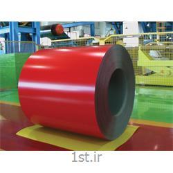 ورق رنگی قرمز ضخامت 0.50 عرض 1 متر