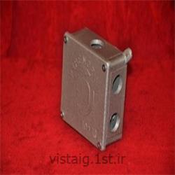 عکس جعبه تجهیزات الکترونیکجعبه تقسیم آلومینیومی