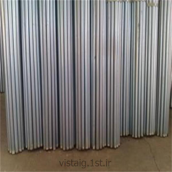 عکس لوله فولادیلوله گالوانیزه سرد در سایزهای مختلف
