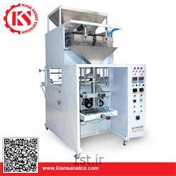 دستگاه بسته بندی گرانول وزنی مدل ks-100