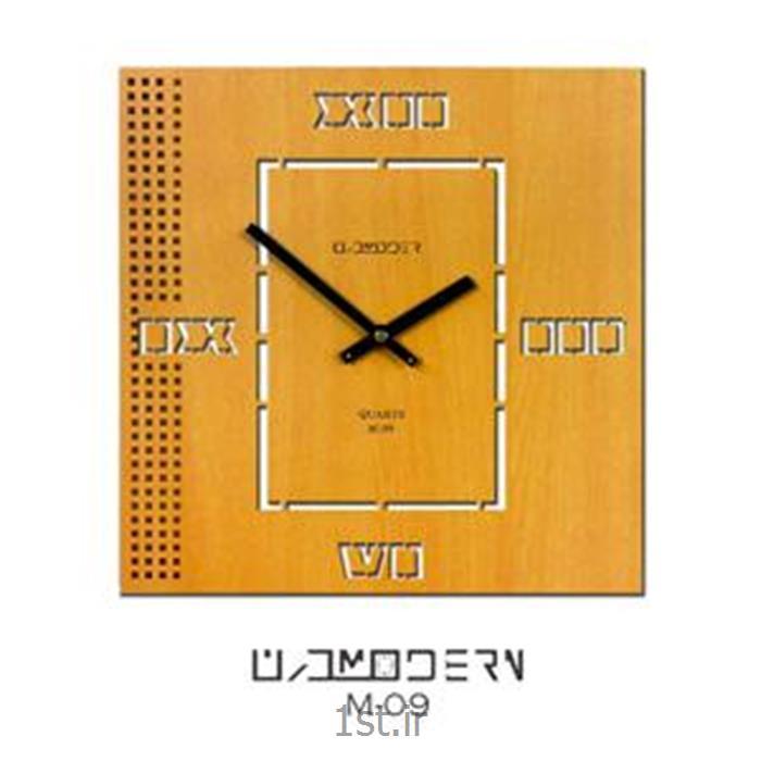 ساعت دیواری فانتزی فرازمان راش مدل 09