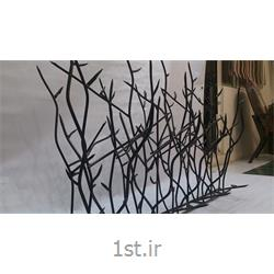 عکس نرده و حفاظحفاظ شاخ گوزنی ایمن ساختمان