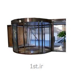 درب شیشه ای اتوماتیک مدل اسلایدینگ