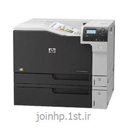 پرینتر لیزر رنگی hp Color Laserjet Enterprise M750dn