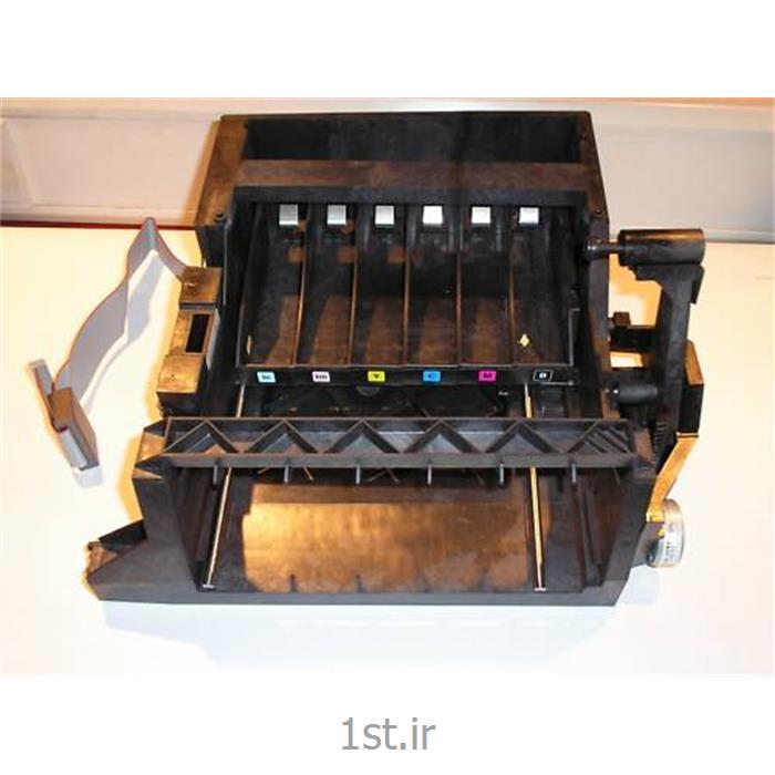 "عکس لوازم پلاترسرویس استیشن پلاتر""42 اچ پی Service station assembly HP plotter 5500"