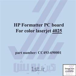 عکس لوازم پرینتر لیزریبرد فرمتر پرینتر رنگی اچ پی Formatter board HP color laserjet 4025