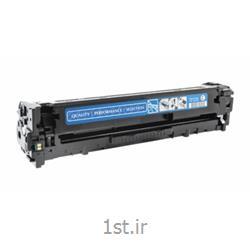 کارتریج طرح درجه یک آبی اچ پی  128 / hp 128A Cyan  LaserJet  Cartridge
