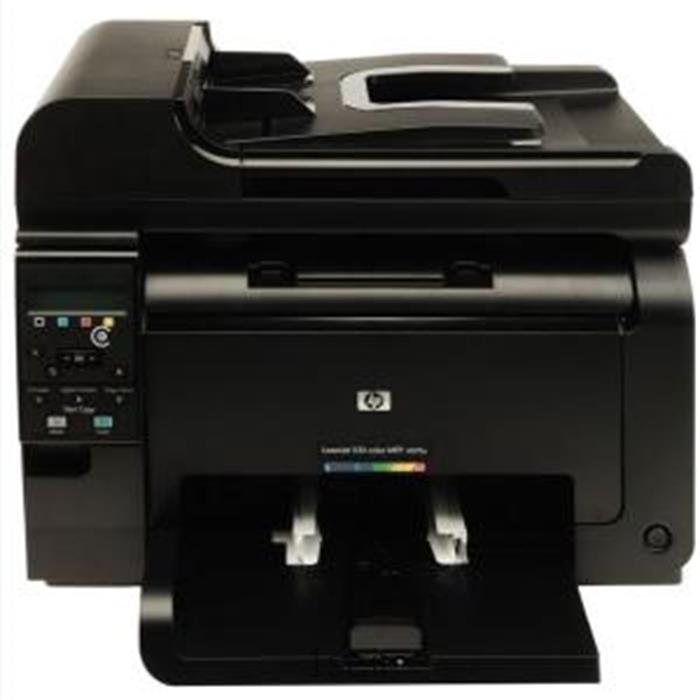 پرینتر لیزری رنگی چند کاره اچ پی HP LaserJet Pro 100 Color MFP M175a