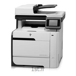 عکس چاپگر (پرینتر)پرینتر لیزری رنگی چندکاره اچ پی HP Color LaserJet 375nw
