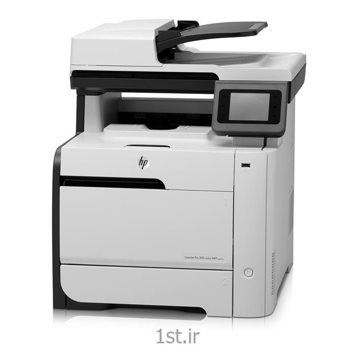 پرینتر لیزری رنگی چندکاره اچ پی HP Color LaserJet 375nw