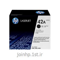 کارتریج اورجینال hp 42A مشکی hp 42A Black Original Cartridge Toner