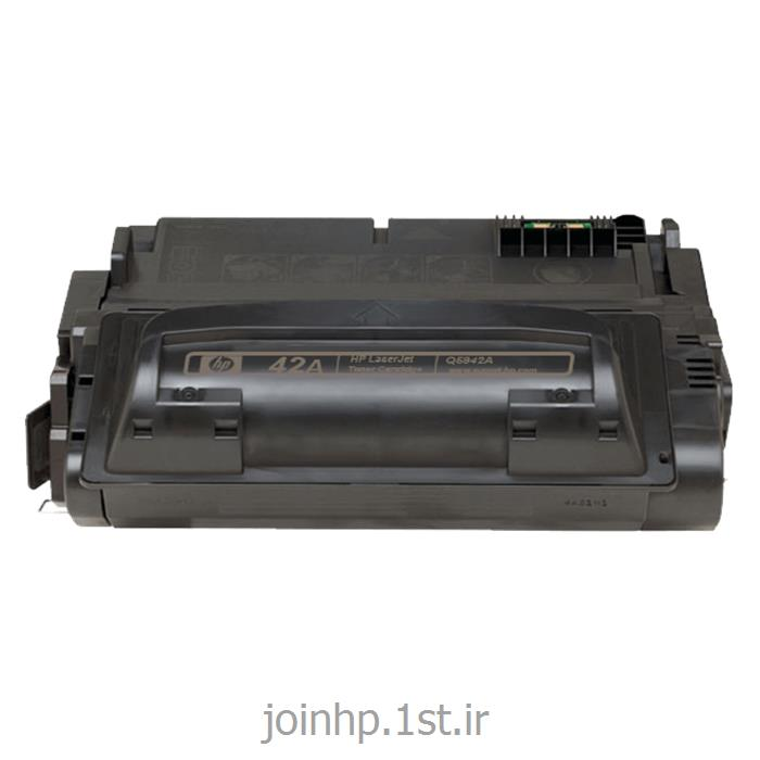 کارتریج اورجینال hp 42A مشکی hp 42A Black Original Cartridge Toner