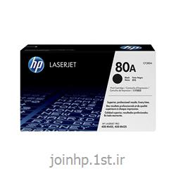 کارتریج اورجینال hp 80A مشکی  hp 80A Black Original Cartridge Toner