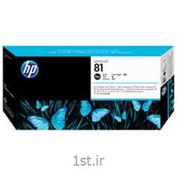 هد مشکی پلاتر اچ پی مدل HP 81 C4950A