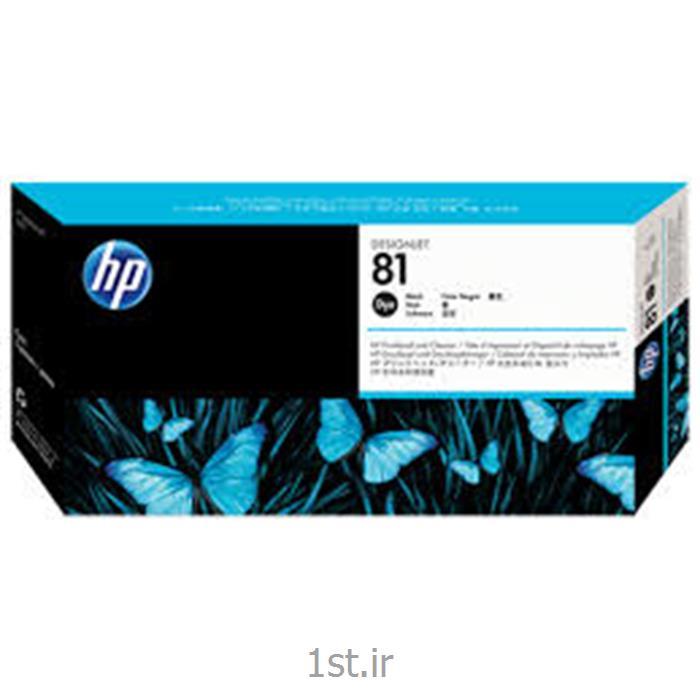 عکس هد چاپگر (پرینتر)هد مشکی پلاتر اچ پی مدل HP 81 C4950A