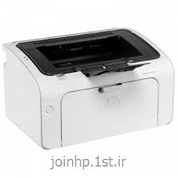 عکس چاپگر (پرینتر)پرینتر لیزری سیاه و سفید اچ پی پرو 12 ای  /  hp Laserjet M12A
